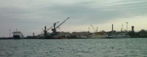 Евпатория морской порт