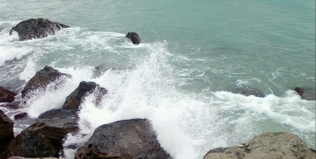 Крым и море