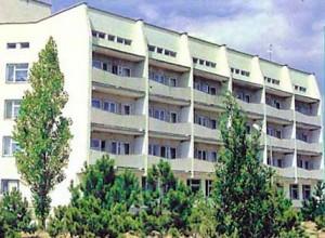 Санатории Евпатории