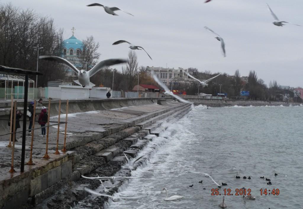 Крым. Евпатория.