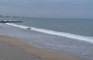 Феодосия. Пляж -Камушки