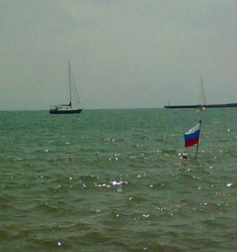 День России в Евпатории на море