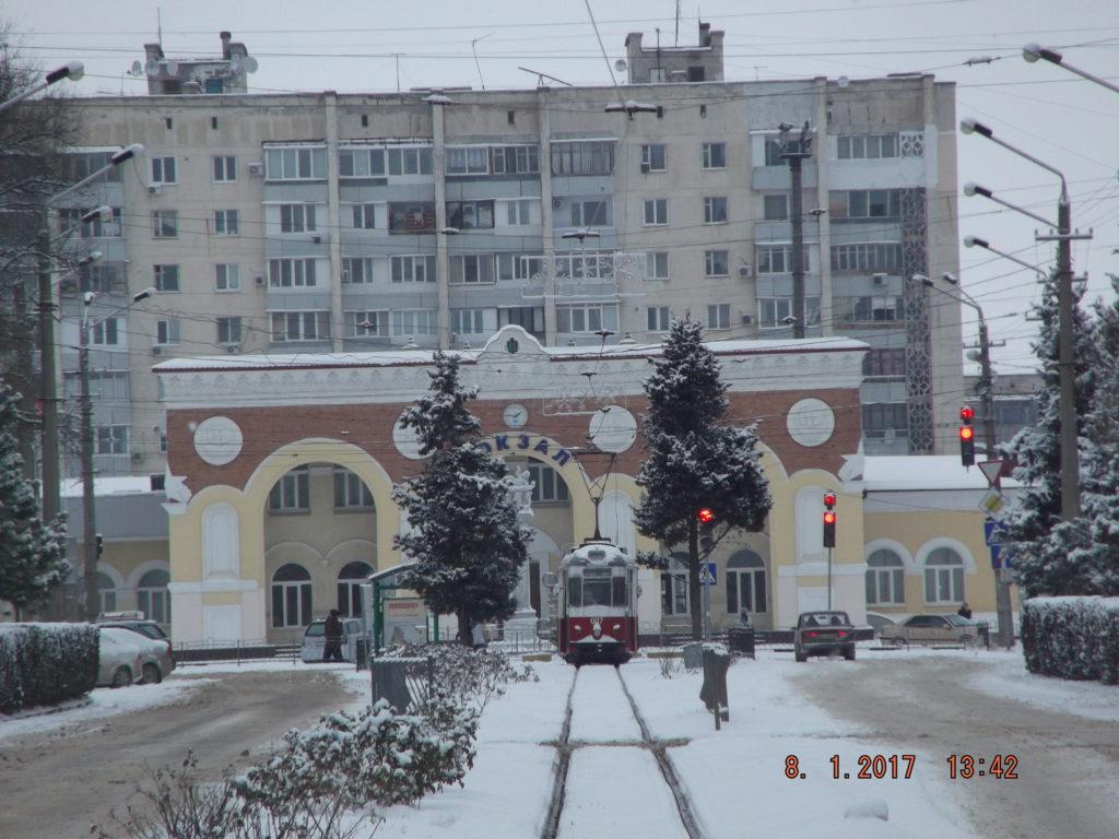 Вокзал Евпатории